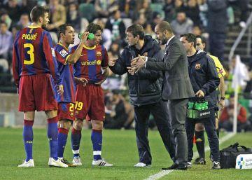 Así fue el récord del Barça de Guardiola