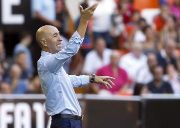 Pako Ayestarán deja de ser el entrenador del Valencia