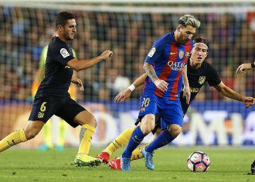 El Barcelona y el Atlético firman tablas en el Camp Nou