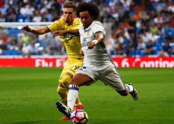 Marcelo, duda para el Dortmund
