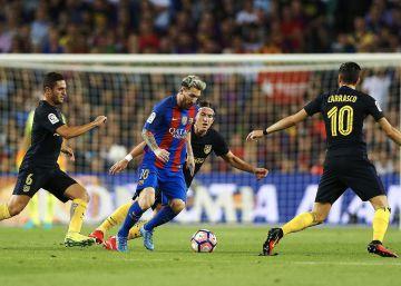 Barça-Atlético, un empate con fórceps