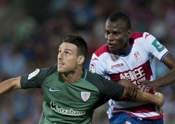 El Athletic acaba con un digno Granada