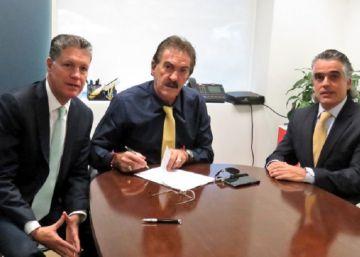 Ricardo La Volpe toma el mando del Club América