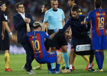 Sin Messi, el Barça apela a su plantilla