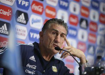 El entrenador de Argentina culpa al Barça de la lesión de Messi