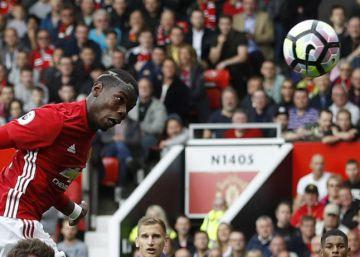 Los córners alivian la penuria de Mourinho