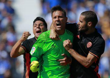 El Valencia hace lo justo para ganar al Leganés