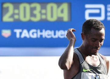 Bekele corre en Berlín el segundo maratón más rápido