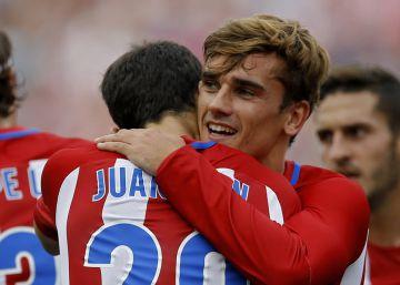 El Dépor no resiste al Atlético