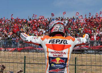 """Lorenzo: """"El campeonato está prácticamente decidido"""""""