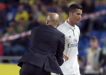Cristiano já não é intocável no Real Madrid