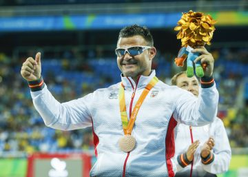 Cuatro medallistas examinan a España en Río