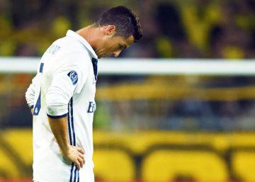 El Madrid paga un paso atrás ante el Dortmund