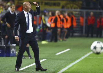 "Zidane: ""Estoy jodido"""