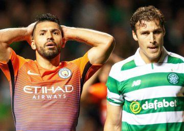 El Manchester City choca contra el Celtic