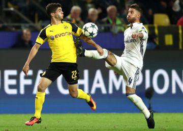 Sergio Ramos rota en plena sucesión de empates