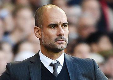 Guardiola sufre su primera derrota en la Premier League con el Manchester City