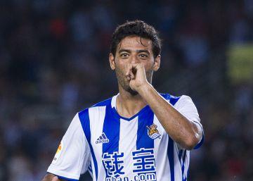 Carlos Vela contradice a Osorio con un gol