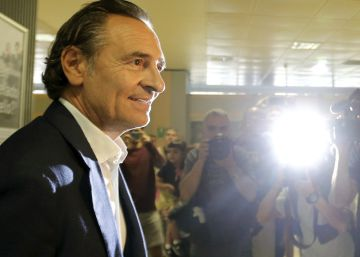 Prandelli, nuevo técnico del Valencia