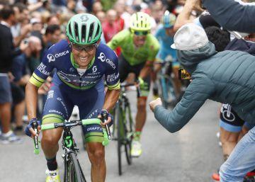 Chaves se hace gigante ganando el Giro de Lombardía