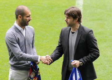 Guardiola y Pochettino, cara a cara en Londres