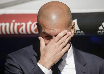 """Zidane: """"No falta juego, falta agresividad"""""""