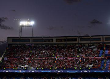 Fiesta y funeral en el Calderón