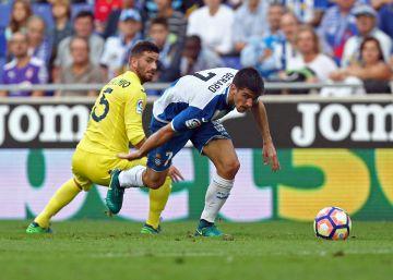 Un empate con sabor a derrota para el Espanyol
