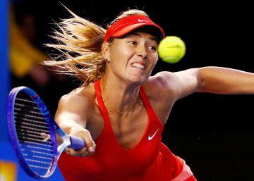 El TAS reduce la sanción a Sharapova