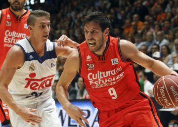 El Madrid arrolla al Valencia con otra exhibición de LLull