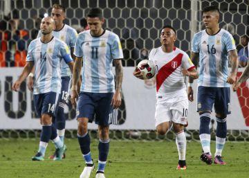 Argentina rescata solo un punto en Lima y se obliga a ganar para tener opciones