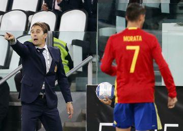 España se contradice