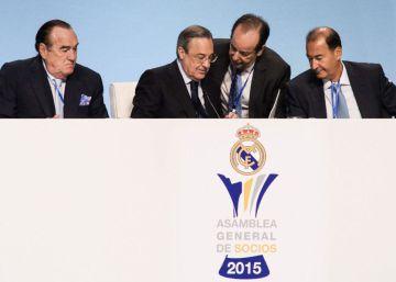 El Madrid elimina su deuda y eleva sus ingresos al máximo