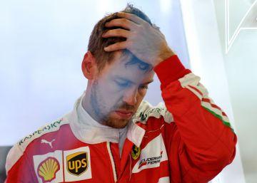 El Vettel más gris