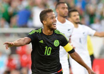 México, sin jugar bien, gana a Nueva Zelanda (2-1)