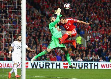 Bale no fue suficiente ante Georgia