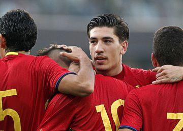 España jugará la repesca