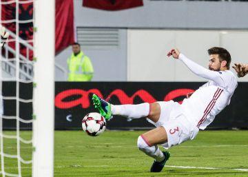 Sergio Ramos y Piqué, los héroes malditos de la selección española