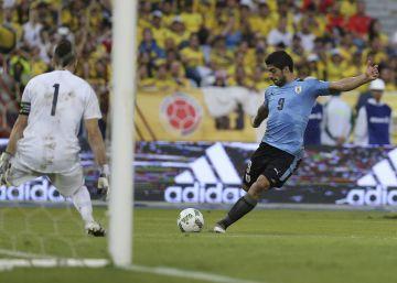 Luis Suárez manda na América