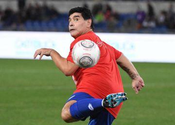 Maradona es Maradona