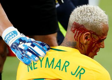 """Neymar desafía a sus marcadores: """"No cambiaré"""""""