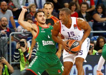 El Baskonia arranca la Euroliga a trompicones