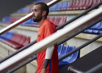 Aleix Vidal no cuenta para nada