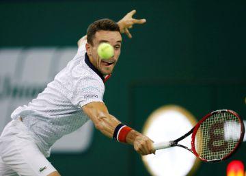 Bautista vence a Djokovic y es finalista en Shanghái
