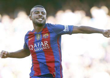 Rafinha y el Barça desmontan al Deportivo