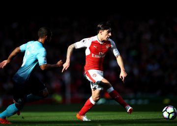 Emerge el Arsenal, sueña el Liverpool, tropieza el Bayern