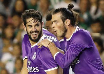 Todos marcan en el Madrid
