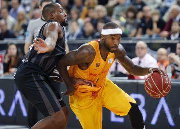 El Barça empieza tarde y acaba mal contra el Bilbao Basket