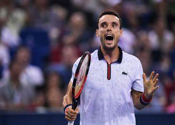 Un gran Bautista pierde la final de Shanghái ante Murray