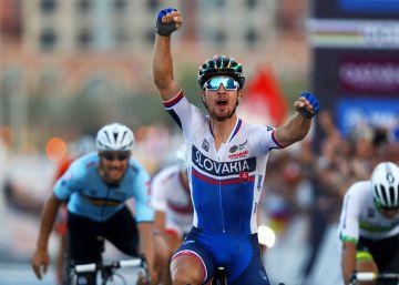 Peter Sagan gana su segundo Mundial consecutivo